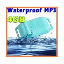 MP3 waterproof blanc