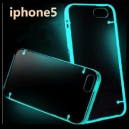 Coque LED bleu iPhone 5
